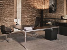 Executive desk FRAME   EXECUTIVE by Sinetica Industries