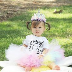 """Believe Unicorn"" Baby - Toddler Tee"