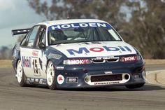 HRT - Craig Lowndes 1996 V8 Supercars, Touring, Race Cars, Super Cars, Classic Cars, Racing, Vehicles, Motors, Sports