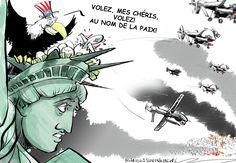 Toujours plus de drones