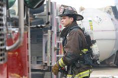 #ChicagoFire / NBC / Mills