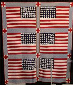 Antique Americana Quilts - International Quilt Market - Houston, TX (12) | Flickr - Photo Sharing!