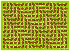 Check out Making Waves from 10 Cool Optical Illusions
