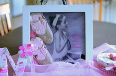 shadowbox frame to keep ballet shoes--Going to do this with Zoey when she outgrows her first pair of ballet slippers :)