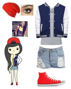 """""""✨""""Chibis"""" In Real Life #3✨"""" by ashleyneedstoshutup on Polyvore featuring Splendid, Converse, ThirtyTwo and Charlotte Tilbury"""