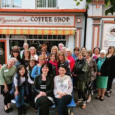 Wonderful event at Lynch's to welcome the Irish at HeART Tour to Lovely Listowel! The amazing group of 19 from all over the US are on a creative journey in Listowel and Mary John, Love Ireland, Cultural Capital, Wild Hair, Artist At Work, How To Find Out, Irish, Ireland