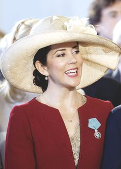 anythingandeverythingroyals:  Crown Princess Mary