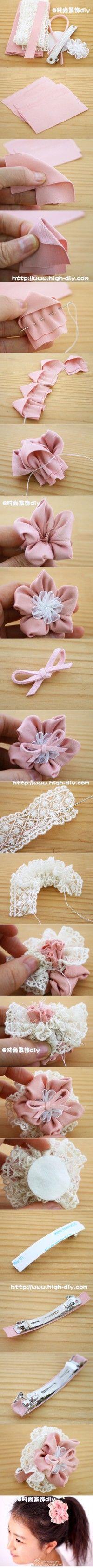 lace & pinky