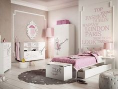 88 Best Teenager Zimmer / Teenager Room Images On Pinterest | Female  Bedroom, Kids Room And Teen Bedroom