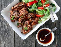 Klar for en ny kyllingfavoritt? Tandoori Chicken, Wok, Chicken Wings, A Food, Quinoa, Dinner Recipes, Turkey, Beef