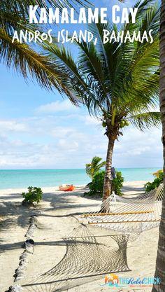 Kamalame Cay Resort, Andros Island Bahamas