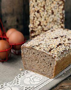 IMG_0035a Bakers Gonna Bake, Bread Baking, Bread Recipes, Banana Bread, Recipies, Good Food, Food And Drink, Sweets, Healthy Recipes