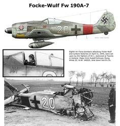 Fw 190A-7