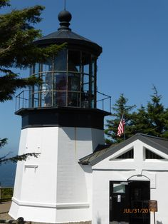 Cape Mears Light, Oregon