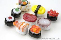 Sushi beads!