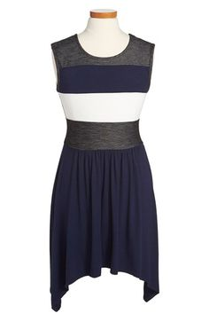 ac818519c Sally Miller 'Chelsea' Cutout Skater Dress (Juniors) available at #Nordstrom    Beauty   Cut out skater dress, Junior dresses, Skater Dress