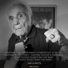 Happy Birthday to the Bronx Bull Jake LaMotta still raging at 95 years old! One of the few men to defeat a prime Sugar Ray Robinson & regarded as a Top Five Middleweight. A one of a kind rags to riches to rags to riches again story! A notoriously durable fighter known for a great chin he often swarmed & overwhelmed foes. In an age when the Mafia heavily influenced boxing LaMotta was forced to admit he threw a fight with Billy Fox for a title shot. After boxing LaMotta ran bars & tried his…