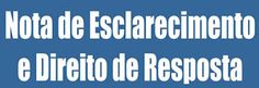 NONATO NOTÍCIAS: DIREITO DE RESPOSTA: PREFEITURA DESMENTE MOTIVO DE...