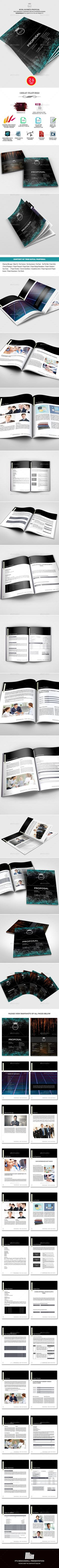 sparrow creative agency proposal template proposal templates