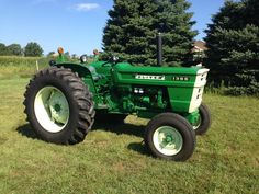 Oliver 1365 tractors were the same as Fiat 640 tractors.