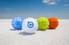 Things have moved on since remote-controlled cars. Sphero 2.0 Robotic Ball Gaming System