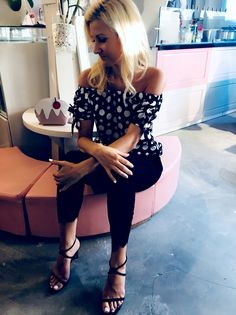 summer fashion 2018 Fashion 2018, Supermodels, Polka Dots, Jumpsuit, My Favorite Things, My Love, Summer, How To Wear, Inspiration