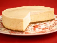 Get Classic Cheesecake Recipe from Food Network