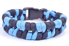 """Paracord Bracelet """"Barbed Wire"""" Designs - How To Video - BoredParacord"""