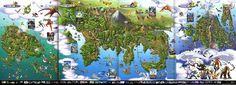 Kết quả hình ảnh cho pokemon regions map