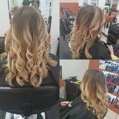 Finally decided to get a new hair style! Ombre Balayage Hair