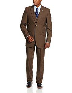 $149, Doctor Suit Stacy Adams Men's Mart Vested 3 Piece Suit, Brown, 38 Regular Stacy Adams http://www.amazon.com/dp/B00K17NAYA/ref=cm_sw_r_pi_dp_.pZDvb1TCCV31