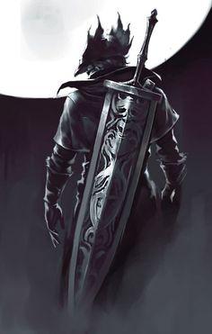 bloodborne art,so awesome #bloodborne #cosplayclass