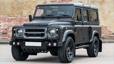 "Kahn Land Rover Defender ""The End Edition"" – automotive99.com"