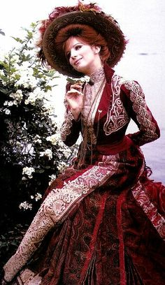 FANTASY & MEDIEVAL WONDERFULL FASHION I love 'Hello Dolly' The costumes are wonderful, so is the movie