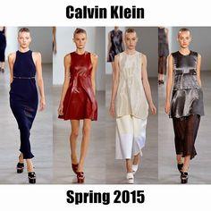 #CalvinKlein by #FranciscoCosta a.k.a sleek #minimalism at its best. Read the full report by following this link: http://socksnbirkenstocks.blogspot.com/2014/09/nyfw-ss15-pt8-ralph-lauren-calvin-klein.html #NYFW #SS15
