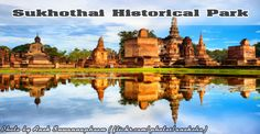 Sukhothai Kingdom was a unique state in terms of political and administrative systems base on the patron-client relationships, powerful social, religious institutions and codified laws. #Sukhothai #Historical #Park #travel #Thailand