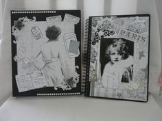 Geburtstag Geldgeschenk Notizbuch Tagebuch von Plan B auf DaWanda.com