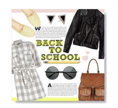 """""""Back to School"""" by joycevissenberg ❤ liked on Polyvore"""
