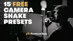 Add authentic camera shake to your footage and motion graphics with these 15 FREE presets.