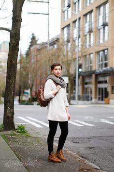 it's my darlin' seattle street style: Danielle Hammer | Elegant Simplicity