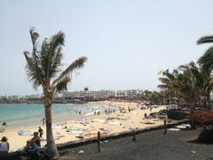 """See 162 photos and 15 tips from 821 visitors to Playa de las Cucharas. """"Crear place to learn windsurfing! Nice views and. Lanzarote Costa Teguise, Windsurfing, Nice View, Dolores Park, Swimming, Travel, Beach, Swim, Viajes"""