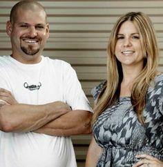 Brandi Passante and her boyfriend Jarrod Schulz. Photo: A&E (extract) (fair use).
