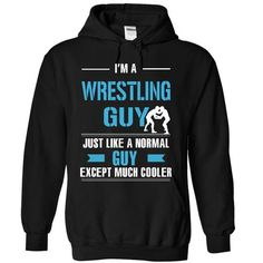 Cool Wrestling guy T-Shirt Hoodie Sweatshirts eoe