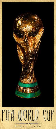 FIFA World Cup Trophy - Weston Westmoreland