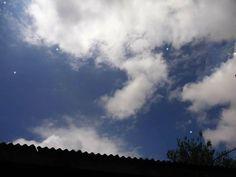 Vários OVNIs / UFOs são fotografados no céu em Ponta Grossa, PR - Brasil - OVNI Hoje!...