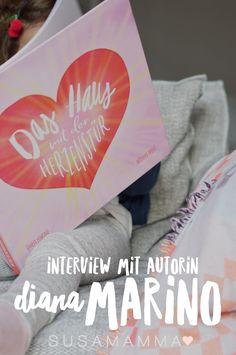 Das Haus mit der Herzenstür - Interview mit Autorin Diana Marino Ein neues Kinderbuch ist auf dem Markt. Ein Kinderbuch ähnlich wie Der kleine Prinz.