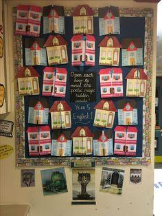 'Home is...' #poetry #display #ks2 #writing #literacy #english #home