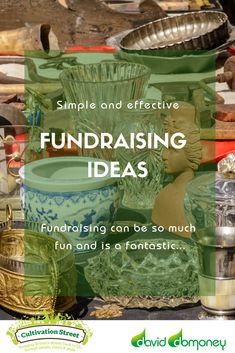 Fundraising can be so much fun and is a fantastic way to help raise a little extra cash to develop and support your garden project. Front Gardens, Extra Cash, Garden Projects, Over The Years, Fundraising, The Neighbourhood, Competition, Community, Inspire