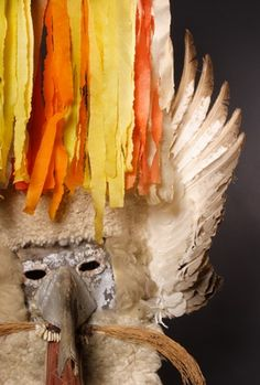 Maska kurenta / Korant's mask