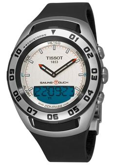 Price:$760.94 #watches Tissot T0564202703100, Tissot, the 'Innovators by Tradition', has been pioneering craftsmanship and innovation since its foundation in 1853. The company has had its home in the Swiss watch making town of Le Loche in the Jura mountains but now has its presence in over 150 countries. The Tissot innovation leadership is enabled by the development of high-tech products, special materials, and advanced functionality.